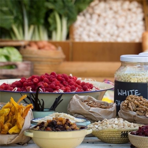 Jak správně skladovat ořechové krémy a lyo ovoce?