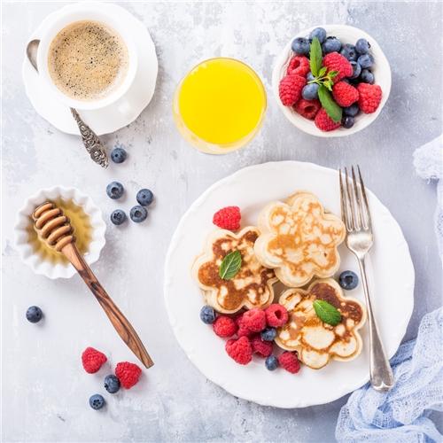 Dokonalá orechová raňajky