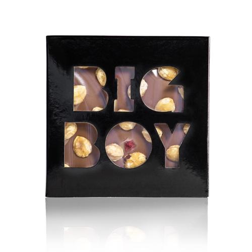 Čokoláda Mléčná s lískovými ořechy 100g